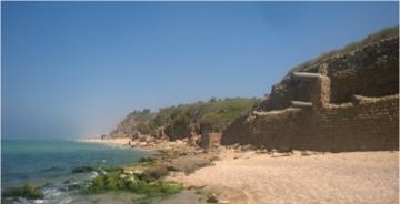 תוכנית הגנה על מצוק חופי אשקלון